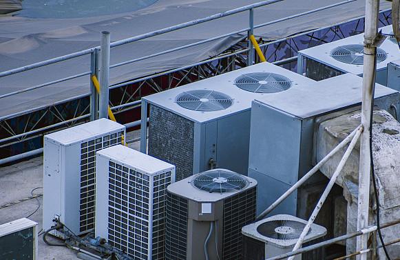 工业风机控制器应用